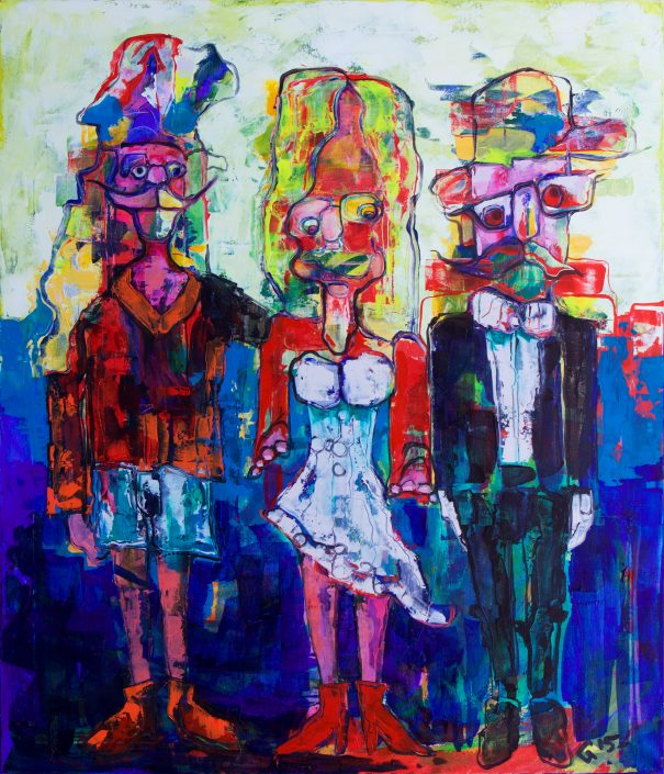 Best man forgot something 120 x 140 cm